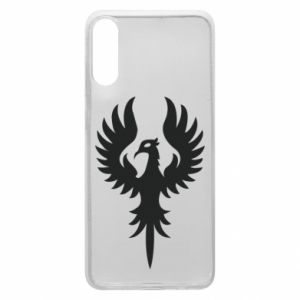 Phone case for Samsung A70 Еagle big wings