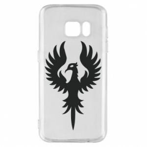 Phone case for Samsung S7 Еagle big wings