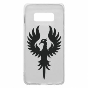 Phone case for Samsung S10e Еagle big wings