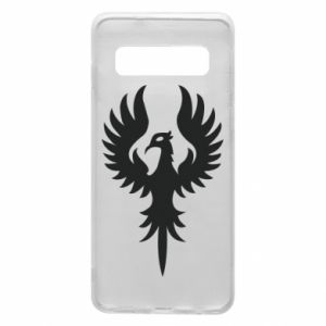 Phone case for Samsung S10 Еagle big wings