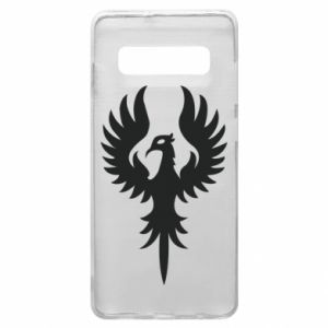 Phone case for Samsung S10+ Еagle big wings