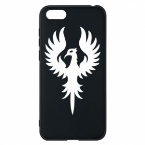 Phone case for Huawei Y5 2018 Еagle big wings