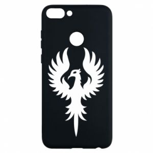 Phone case for Huawei P Smart Еagle big wings
