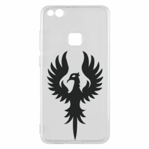 Phone case for Huawei P10 Lite Еagle big wings