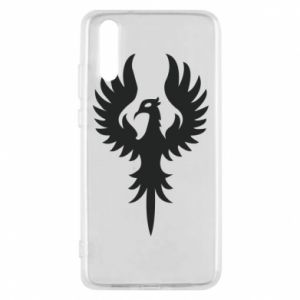 Phone case for Huawei P20 Еagle big wings