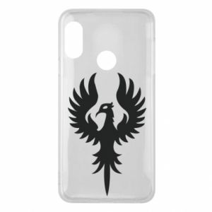 Phone case for Mi A2 Lite Еagle big wings