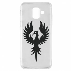 Phone case for Samsung A6 2018 Еagle big wings