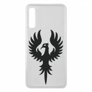 Phone case for Samsung A7 2018 Еagle big wings