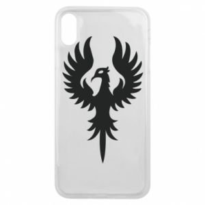 Phone case for iPhone Xs Max Еagle big wings