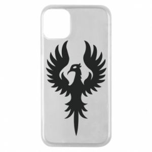 Phone case for iPhone 11 Pro Еagle big wings