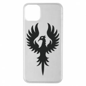 Phone case for iPhone 11 Pro Max Еagle big wings
