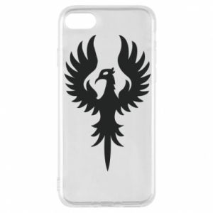 Phone case for iPhone 8 Еagle big wings