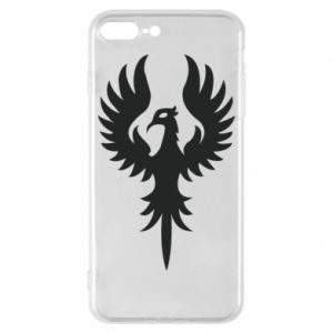Phone case for iPhone 8 Plus Еagle big wings