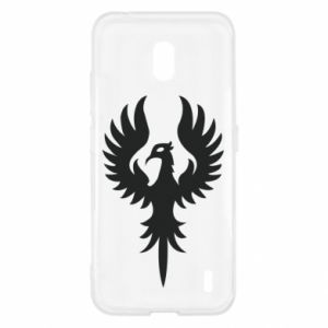 Nokia 2.2 Case Еagle big wings