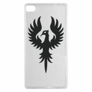 Huawei P8 Case Еagle big wings