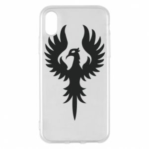 Phone case for iPhone X/Xs Еagle big wings