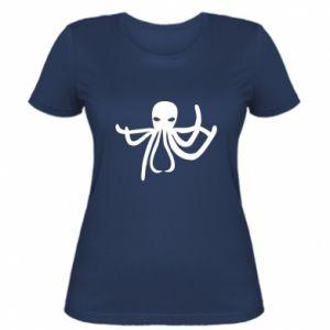 Damska koszulka Ośmiornica
