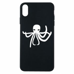 Phone case for iPhone Xs Max Octopus