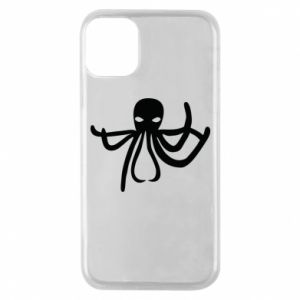 Phone case for iPhone 11 Pro Octopus