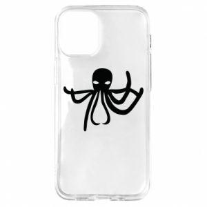 Etui na iPhone 12 Mini Ośmiornica