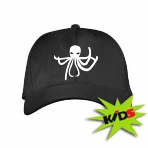 Kids' cap Octopus
