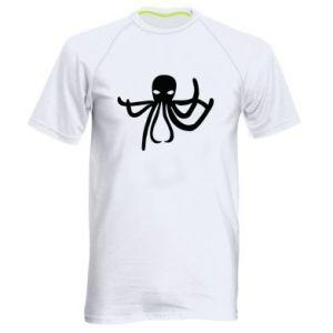 Men's sports t-shirt Octopus