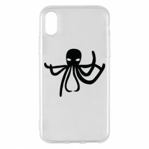 Phone case for iPhone X/Xs Octopus