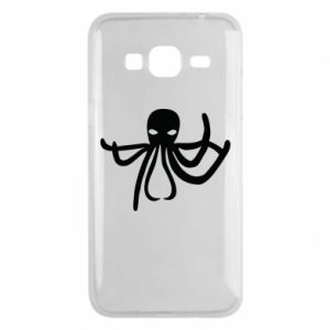 Phone case for Samsung J3 2016 Octopus