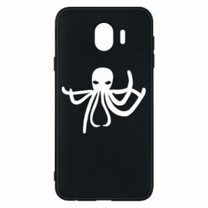 Phone case for Samsung J4 Octopus
