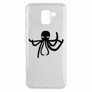 Phone case for Samsung J6 Octopus