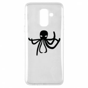 Phone case for Samsung A6+ 2018 Octopus
