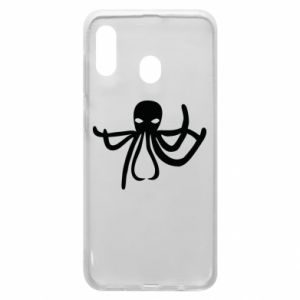 Phone case for Samsung A20 Octopus