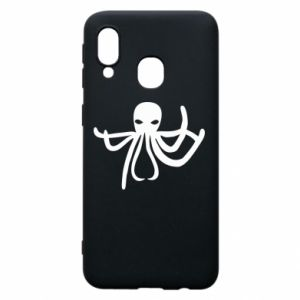 Phone case for Samsung A40 Octopus