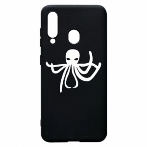 Phone case for Samsung A60 Octopus