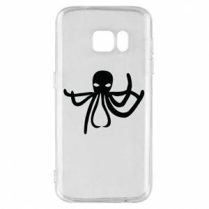 Phone case for Samsung S7 Octopus