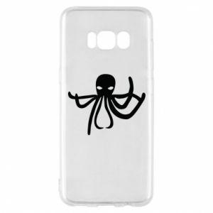 Etui na Samsung S8 Ośmiornica