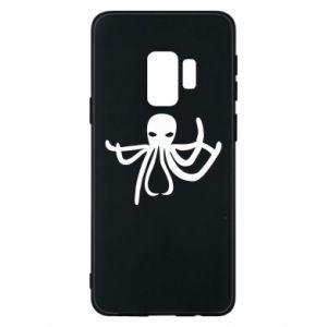 Phone case for Samsung S9 Octopus
