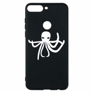 Phone case for Huawei Y7 Prime 2018 Octopus