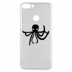 Phone case for Huawei P Smart Octopus