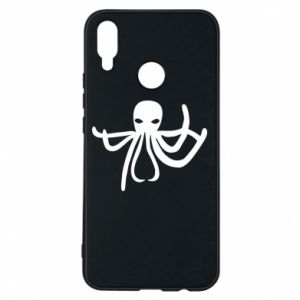 Phone case for Huawei P Smart Plus Octopus