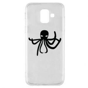 Phone case for Samsung A6 2018 Octopus