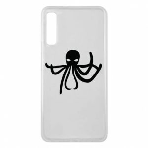 Phone case for Samsung A7 2018 Octopus
