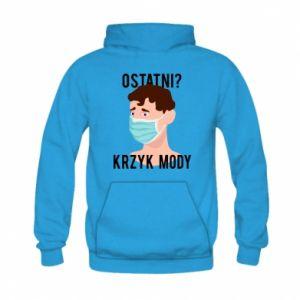 Kid's hoodie All the rage