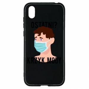 Etui na Huawei Y5 2019 Ostatni krzyk mody