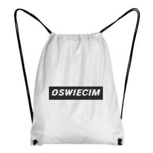 Plecak-worek City Oswiecim