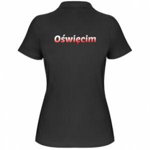 Koszulka polo damska Oświęcim