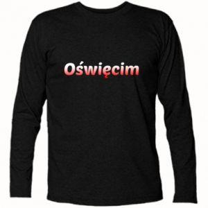 Koszulka z długim rękawem Oświęcim