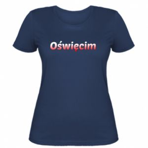 Damska koszulka Oświęcim