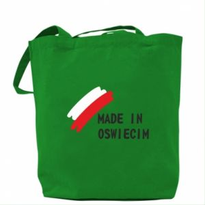 Bag Made in Oswiecim