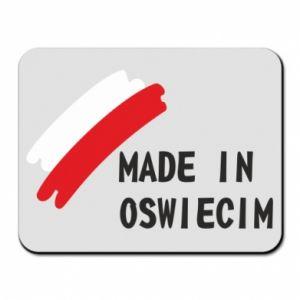 Podkładka pod mysz Made in Oswiecim